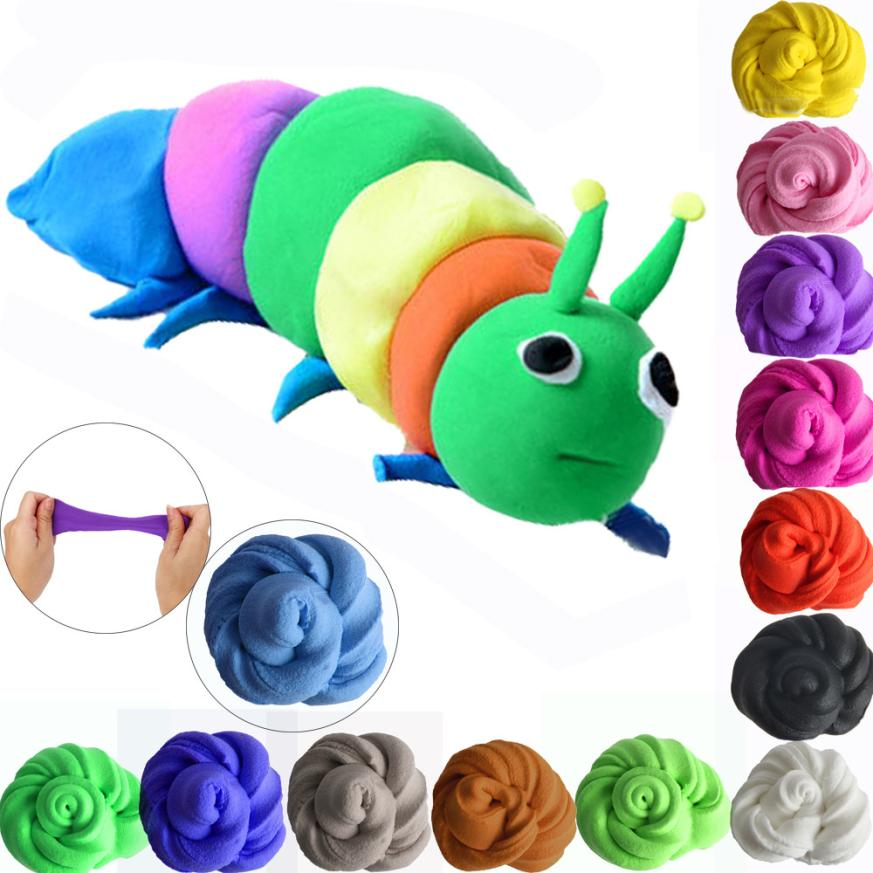 Modeling Clay Apprehensive Chamsgend Toy Plasticine Sticky Mud Fluffy Floam Slime Scented Toy Stress Relief No Borax Kids Plasticine Toys Ap5 100% Original