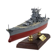 FOV 1/700 Scale Military Model Toys JAPANESE YAMATO Battleship Diecast Metal Warship Model Toy For Collection,Gift цена и фото