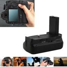 Вольфганг Черный Прочный Легкий эргономичный Нескользящие резиновые накладки BG-2F вертикальный Батарея ручка держатель для Nikon D3100 D3200