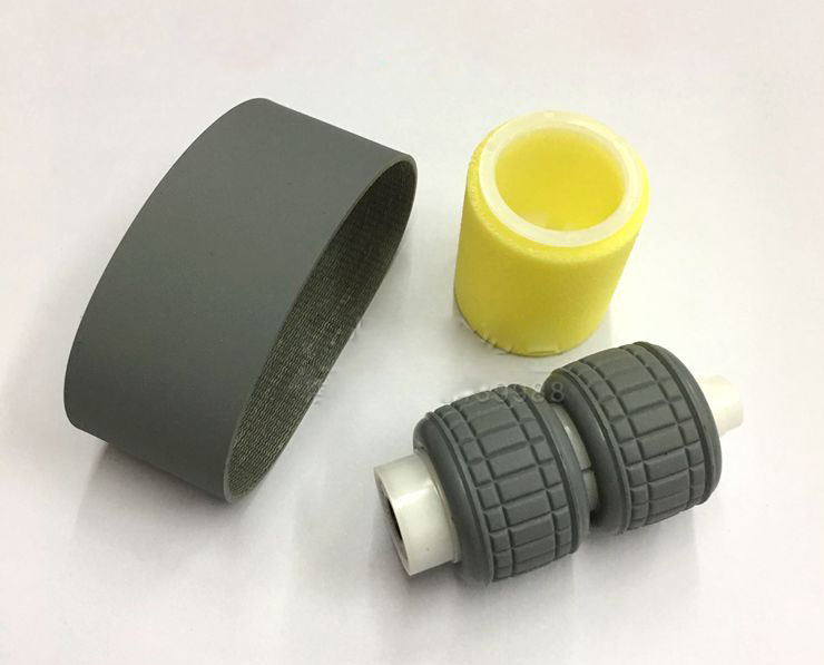 Genuine new ADF pick up roller for Kyocera TASKalfa TA3500i TA4500i TA5500i TA3501i TA4501i TA5501 new original kyocera 302k994450 roller regist l for ta3500i 8000i 3501i 5501i 3050ci 5551ci