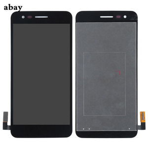 Image 2 - 5.0 For LG K4 2017 M160 M150 M151 M160e LCD Display Screen With Touch Screen Digitizer Assembly with Bezel Frame Repair Parts
