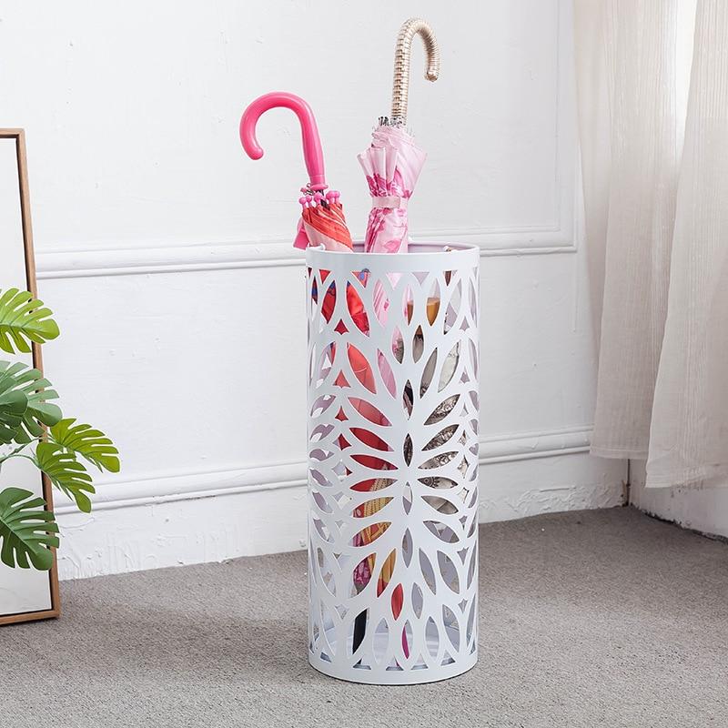 Creative Plastic Umbrella Storage Rack Multifunction Home Living Room Hotel