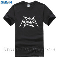 2017 Summer Metallica Hard Metal Rock Band Men S T Shirt T Shirt For Men Short
