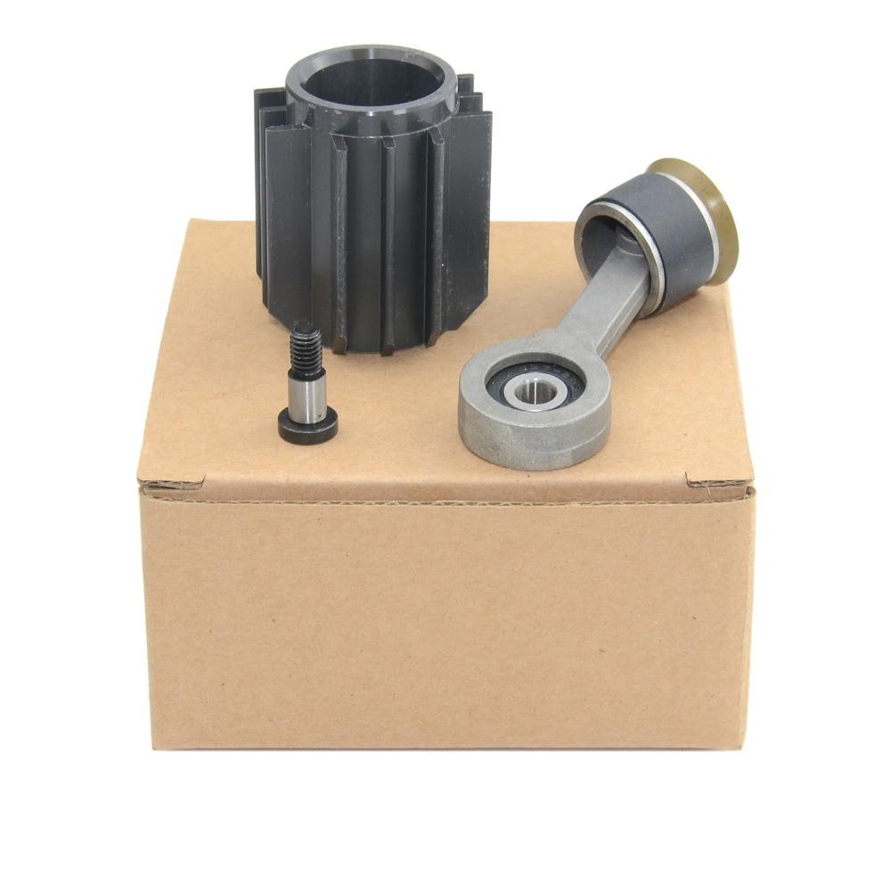 AP03 Air Suspension Compressor Pump Repair Kit For Land Rover LR3 LR4 MK3 Range Rover Sport LR023964, LR061663, LR072537