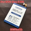 3050mAh BOP6B100 Mobile Phone Battery For HTC one 2 M8 W8 E8 M8T M8W M8D A9 M8x One2 One+ Plus