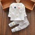 Младенцев Одежда Для Девочки 2016 Моды Младенческой Девушка Одежда С Брюки Девушка Новорожденный Одежда Roupa Де Bebe Menina