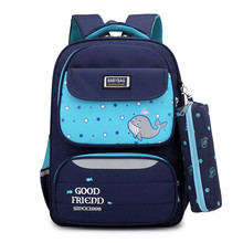 2020 Hot New School Bags For Boys Girls Waterproof Backpacks Child Book bag Kids Shoulder Bag Satchel Knapsack Travel Rucksack