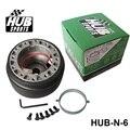 AUTOFAB - Racing Steering Wheel Hub Adapter Boss Kit for Nissan Universal HUB-N-6