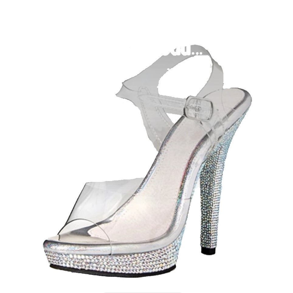 Con A shoe Fiesta Tacón Diamante 2019 Con Cm Sandalias sandalias La Etapa Sandal Seduciendo Moda De Sole 13 gwAxYqt