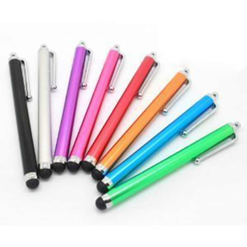 8pcs/lot  Touch Screen Stylus Pen For Universal Smart Phone Tablet PC Pens Suit For IPad 3/2 IPod Touch  For IPhone 5 4s