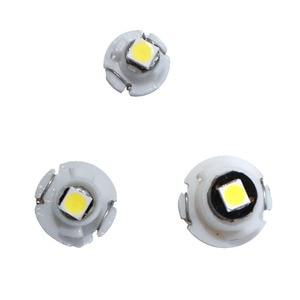 Image 2 - 100Pcs T3 T4.2 T4.7 1 SMD 3030 LED Car Auto Dashboard Warning Indicator light Instrument Cluster Bulb Side Light Indicator light