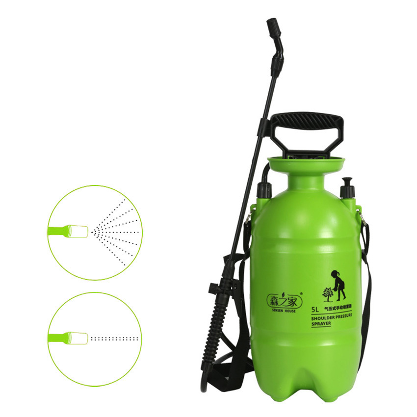 OGFFHH 5L Hand Sprayer Disinfection Sterilization Gardening Watering Spray Bottle Agricultural Watering Sprayer Garden Tool