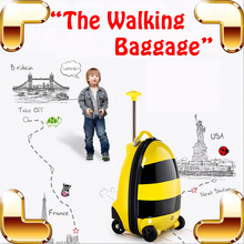 New Idea Gift World First RC Suitcase Remote Control Car Radio Control Luggage Case ElectricToy Baggage Travel Radio Carrier