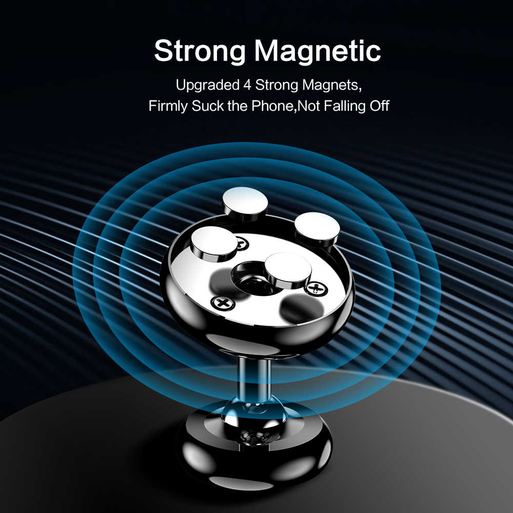 Floveme Magnetische Auto Telefoon Houder Voor Telefoon In Auto Mobiele Telefoon Mobiele Telefoon Houder Stand Ondersteuning Smartphone Voiture Nieuwe