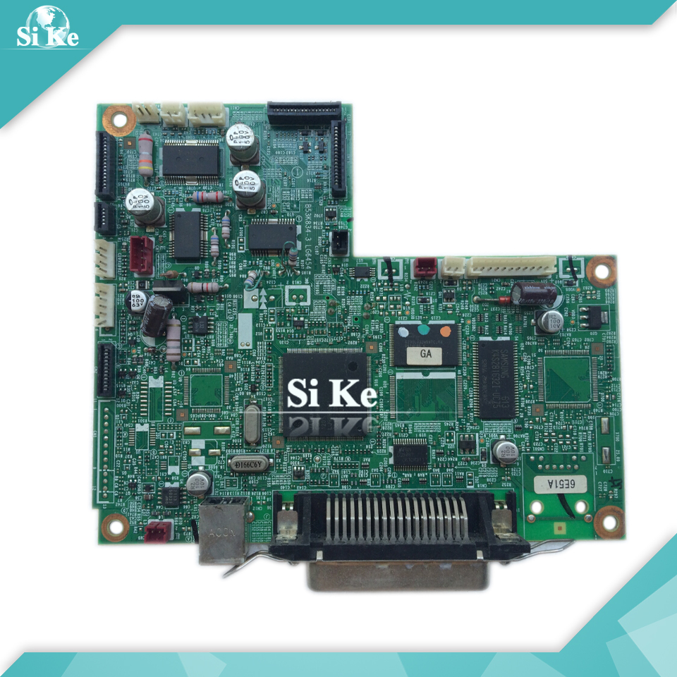 Free Shipping Main Board For Brother MFC-7420 MFC7420 MFC 7420 Formatter Board Mainboard On Sale 100% tested for washing machines board xqsb50 0528 xqsb52 528 xqsb55 0528 0034000808d motherboard on sale
