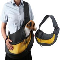 Pet Carrier Carrying Cat Dog Puppy Small Animal Sling Front Carrier Mesh Comfort Travel Tote Shoulder