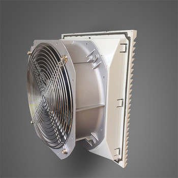 324*324mm 230V High Volume Industrial Fan Ventilation Fan for cabinet (FJK6626DM)