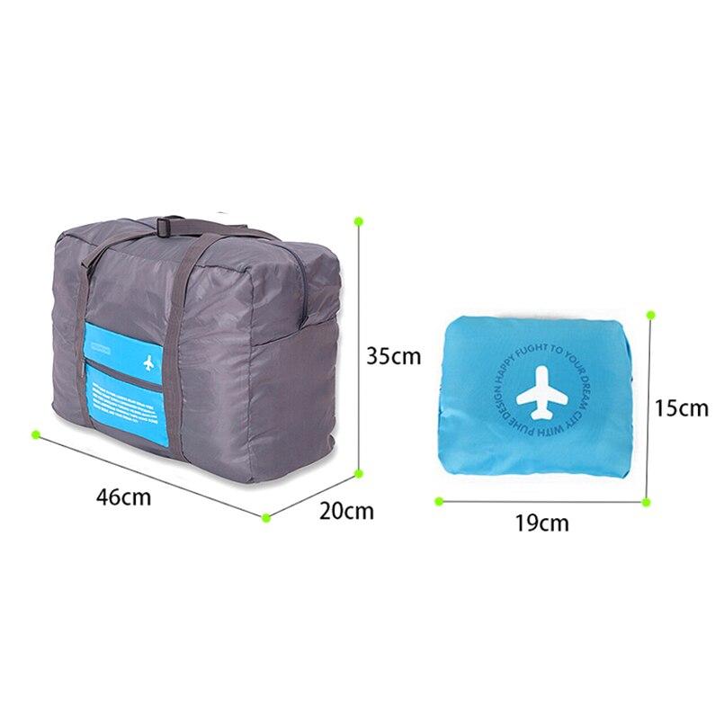 Água bolsa de viagem bolsa Closure Tipo : Zipper