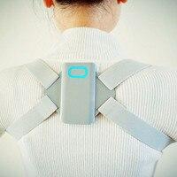 Adjustable Electric Back Posture Corrector Adult Back Brace Support Belt Shoulder Training Belt Lumbar Correction Health Care