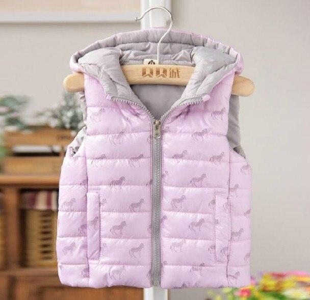 Baby girl purple coat