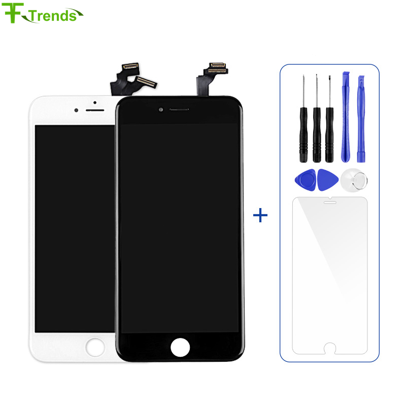 The Cheapest Display LCD Replacement For Pantalla IPhone 6 6s Plus 7 8 Plus LCD Touch Digitizer Assembly Ecran By Free Shipping