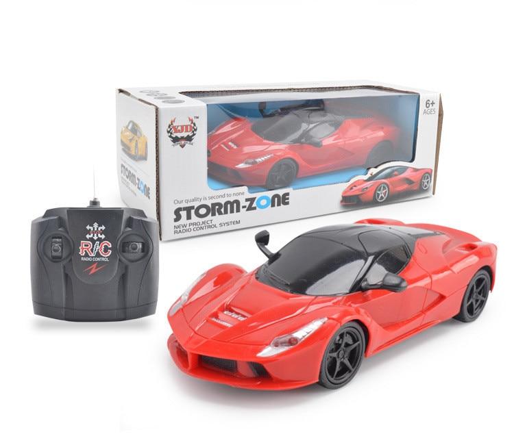 4 Styles 2 Color 1 24 Original Box Best Kids Gift Remote Control Car RC Car