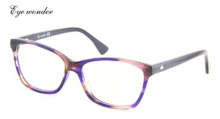 Maravilha dos olhos por Yoptical Mulheres Óculos Armações Olhos Quadro  Mulheres Occhiali Gafas Lunettes Oculos de grau Óculos Acessórios 5b480b238c