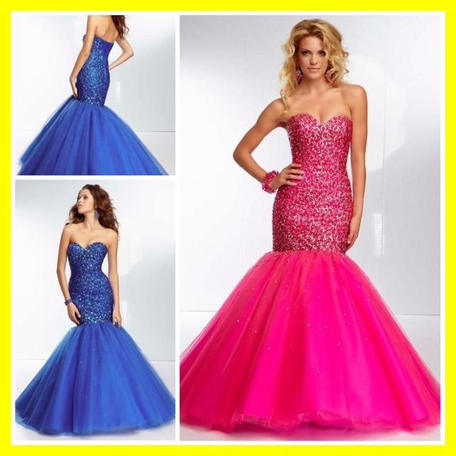 312120977e Nice Prom Dresses Dress Stores In Ohio Inexpensive Lds Junior Trumpet   Mermaid Floor-Length Built-In Bra Crystal Swee 2015 Cheap