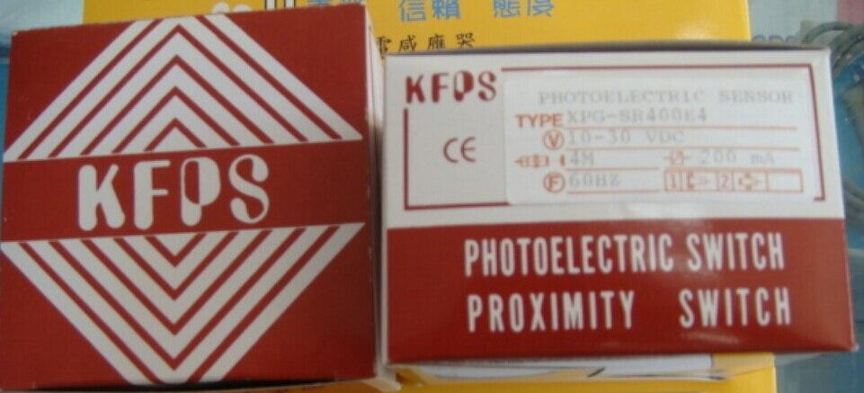 ФОТО new original XPG-SR400E4 Taiwan  kai fang KFPS photoelectric sensor