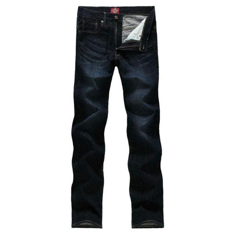 ¡Guauu! Brand Jeans Men Casual Denim 100% algodón Jeans para hombre - Ropa de hombre - foto 3