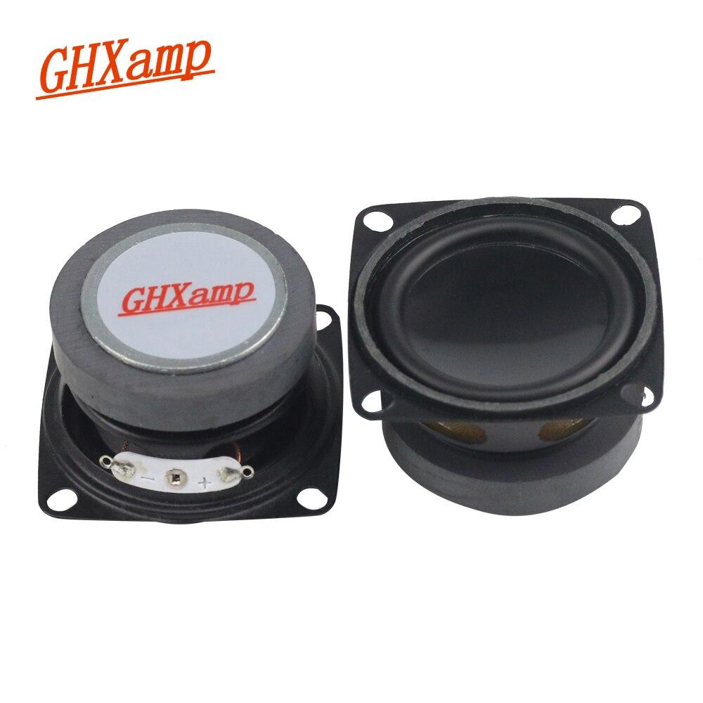GHXAMP 2 inch 4OHM 3W Full Range Speaker Portable ...