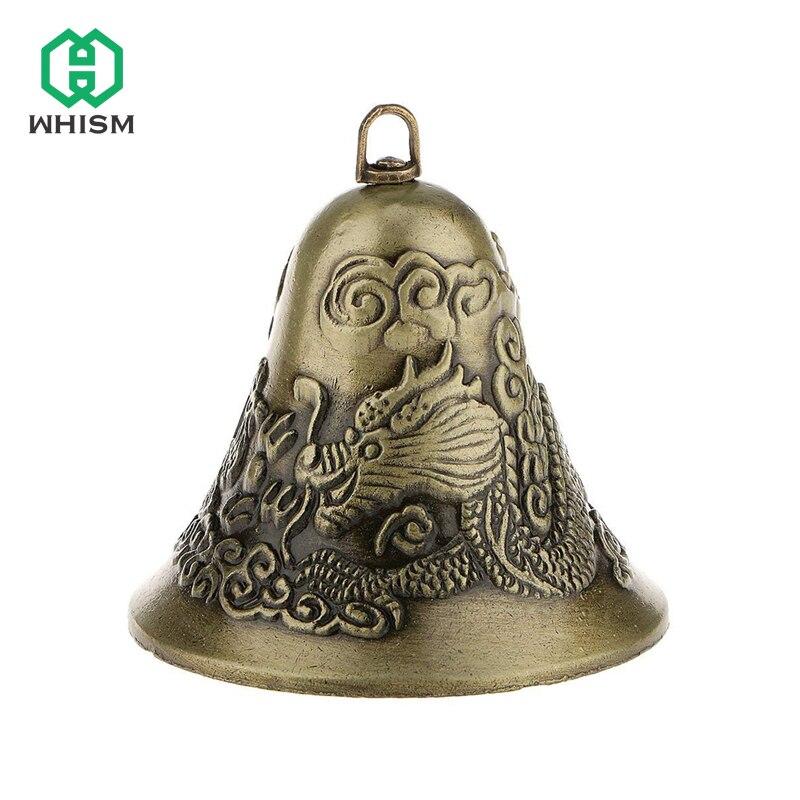 Soprammobili Cinese Pesce Elefante Campana Di Metallo ...
