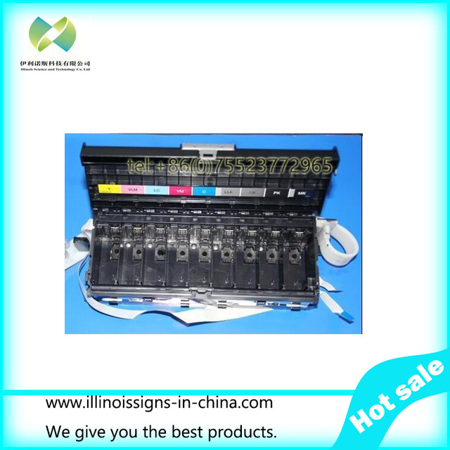 ФОТО DX5 ink warehouse for DX4/DX5/DX7 3000 printer parts Ink cartridge