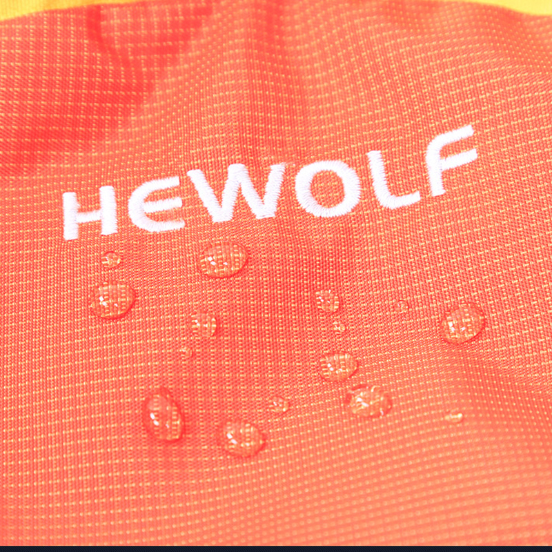 Dimensioni 1l Impermeabile Di orange Sportiva Arrampicata Blue Sacchetto Capacità Esterna D'escursione Grandi Multifunzionale Spalla green Vita Resistenza Campeggio Hewolf Borse q8gnXx