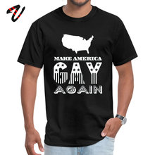 Printed Make America Gay Again Xxxtentacion Sleeve Summer/Fall Tops TShirt Classic Crew Neck Peaky Blinder T Shirt Men T-Shirt funny the it peanuts summer t shirt o neck peaky blinder men tshirt tops shirts initial d ostern day t shirt free shipping