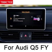For Audi Q5 FY 2018~2019 MMI multimedia player Car Android screen touch display GPS Navigation radio stereo Audio head unit Map android car no dvd player gps navigation autostereo radio for audi a4 a5 q5 2009 2015 multimedia radio tape recorder touch scree