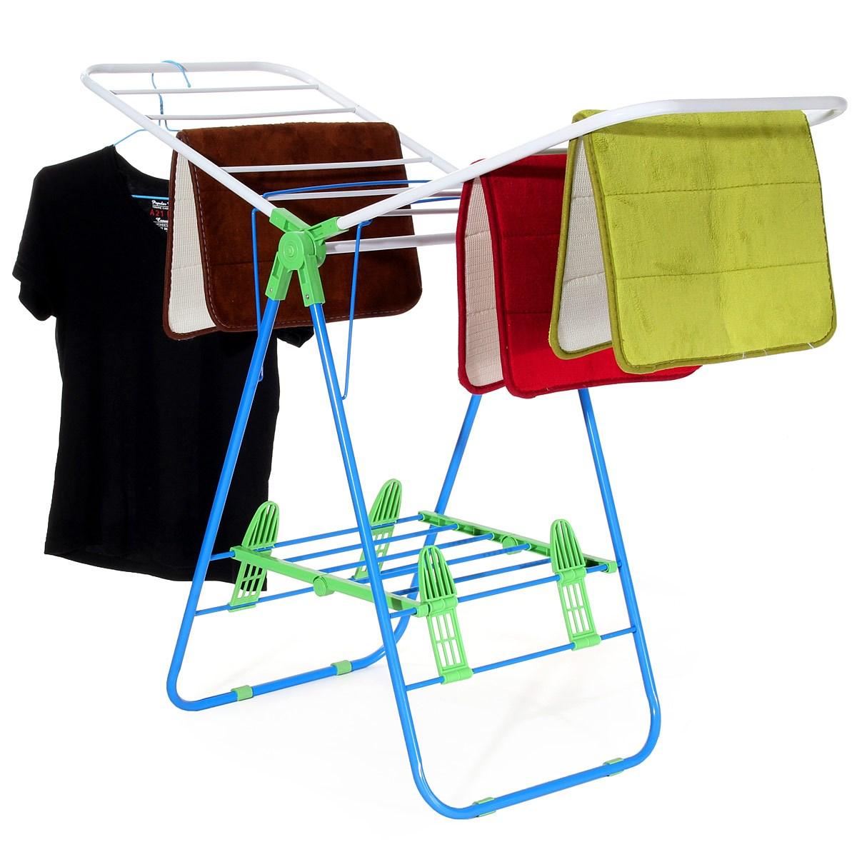 Compra ropa plegables tendedero online al por mayor de - Tendedero de jardin ...