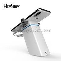 20x Handy Sicherheit Display Alarm iPhone Display Stand Clamp Tablet Einbrecher Alarm Basis Mit Android Typ C Apple Kabel