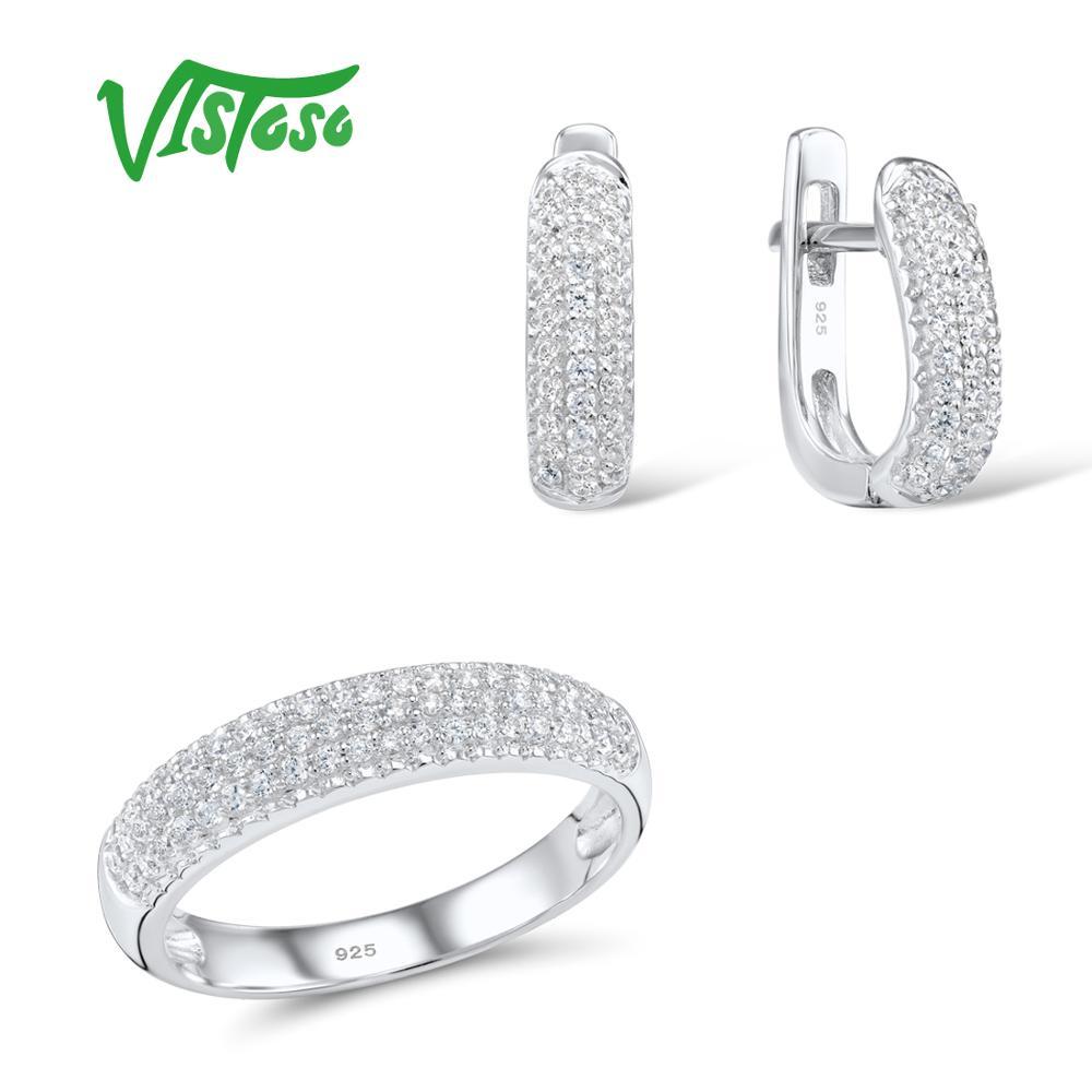 Jewelry Set - 304422SWCZSL925