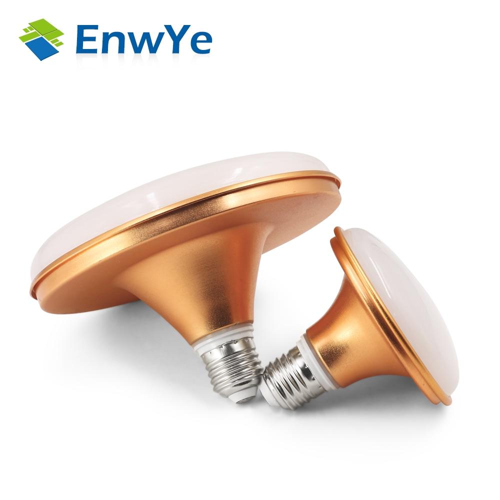 UFO LED E27 5730SMD lamp12W 18W 36W Power Bright Lampada Led AC 220V Cool White Warm Globe Light Lamp Bombillas Led cd159 36w wjcolor changing pendant lamp ac 220v