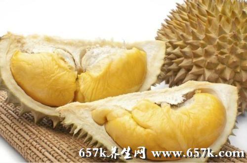榴莲的功效 这种水果增强抗病毒能力