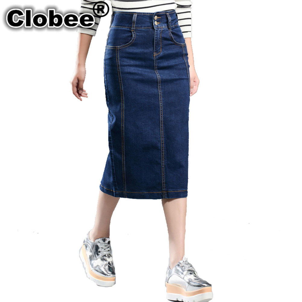 Online Get Cheap Stretch Denim Skirt -Aliexpress.com | Alibaba Group