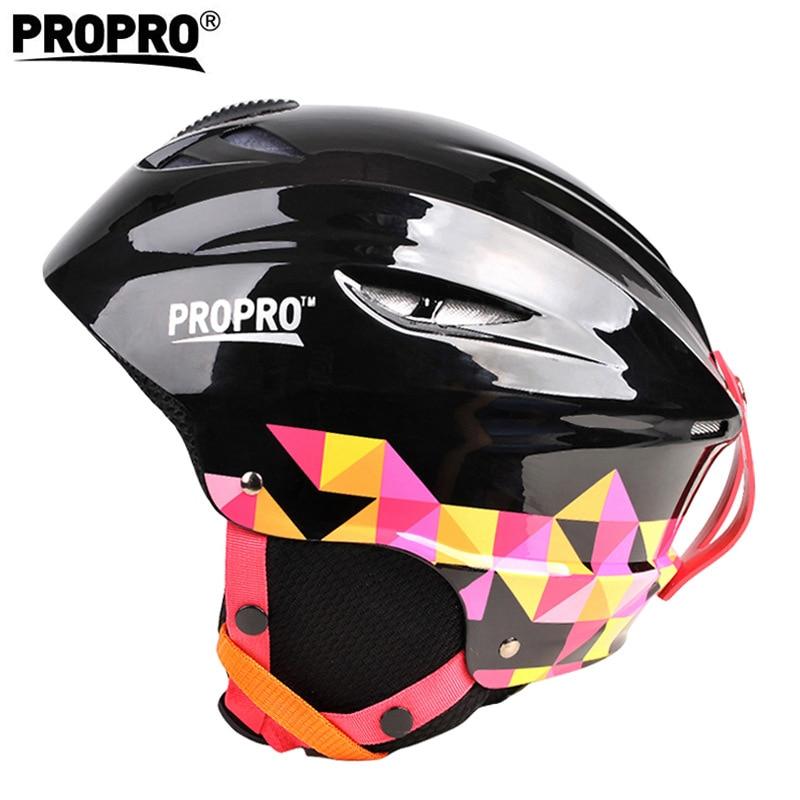 Ski Helmet For Man Winter Snowboard Helmet Women Kids Roller skating Skateboard Moto Bike Skis Sled