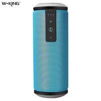W-roi Haut-parleurs Mini Portable Bluetooth Haut-Parleur Super Bass En Plein Air Sans Fil Haut-Parleur pour iPhone iPad Android Smartphone Haut-parleurs