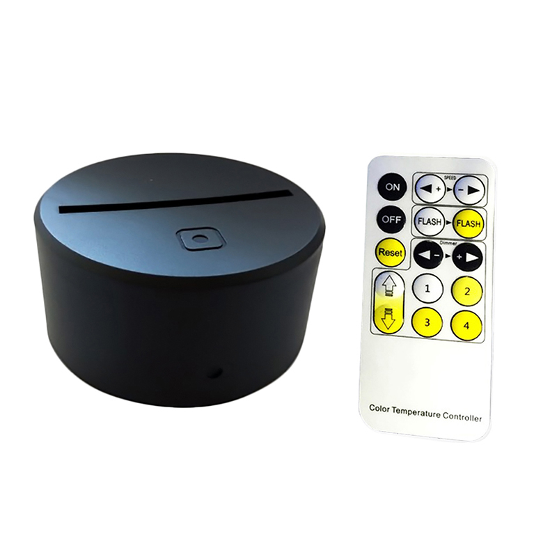 Luzes da Noite decoração de casa Switch Tipo : Touch/ Remote Control