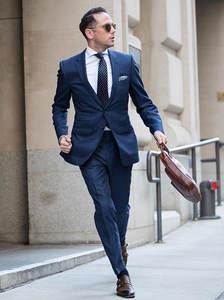 3b6a413776a auguswu Slim Fit Tuxedos Groom Formal Jacket Pants