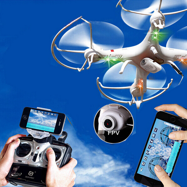 Free shipping HQ898B Aerial UAV huanqi RC Drones 2MP HD CAM WIFI FPV Real-time 6-axis 2. ...