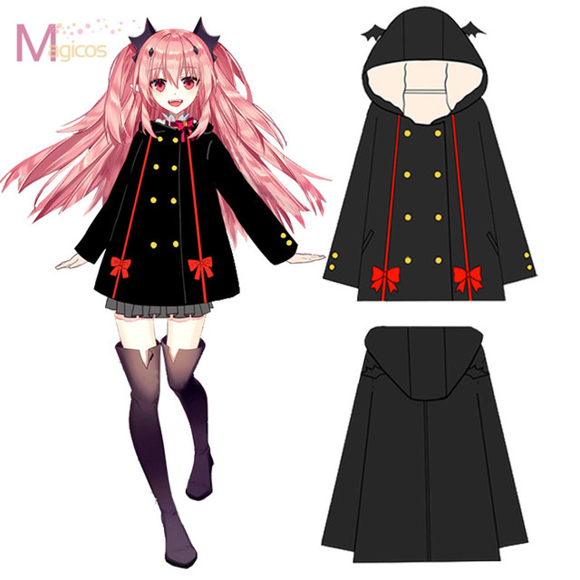 anime owari no seraph seraph of the end krul tepes cosplay party