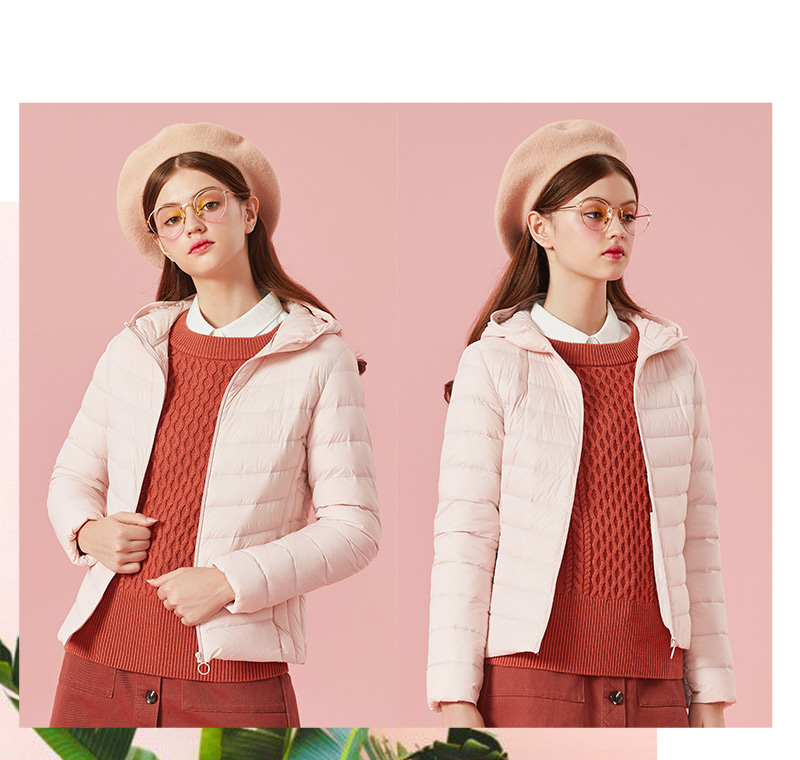 SEMIR 2019 New Parkas basic Winter jackets Female Women Winter plus velvet lamb hooded Coats Down Winter Jacket Womens Outwear 9