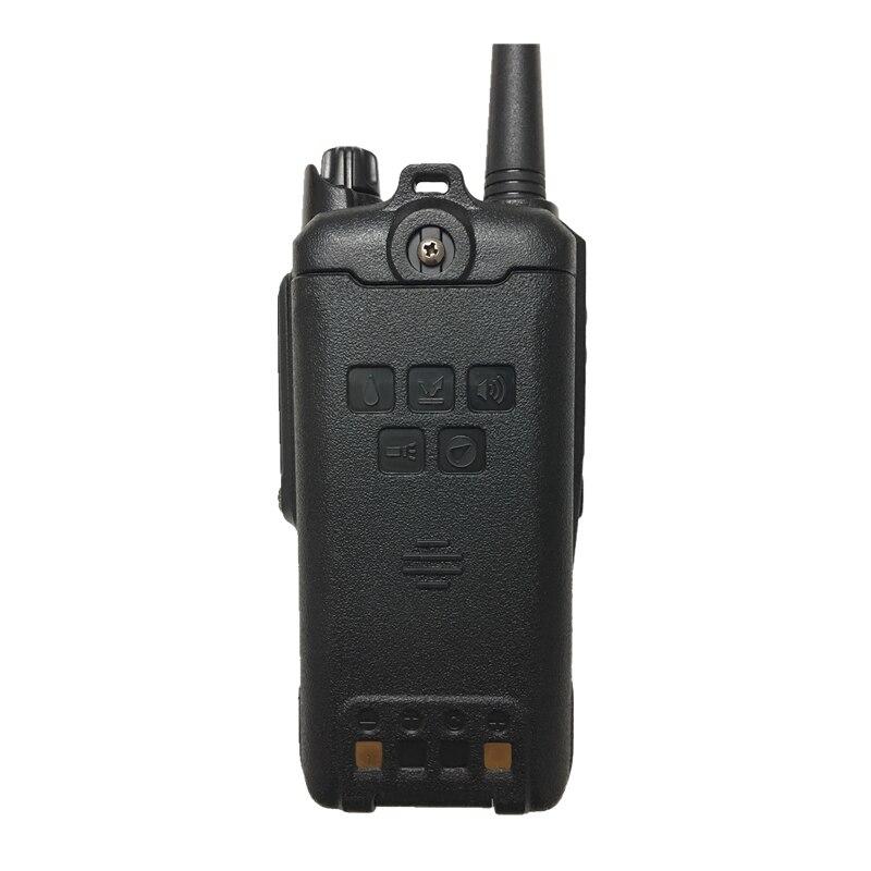 טלוויזיות 25 29 2pcs Baofeng T-57 ימית אינטרקום IP67 Waterproof מכשיר הקשר Ham שני הדרך רדיו במקלט נייד UV-9R ציד Woki טוקי (2)